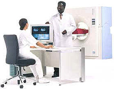 CT Technologist and Radiologist