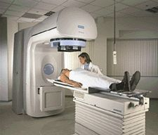 Linear Accelerator treatment room